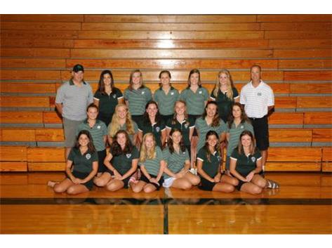 2016-2017 Girls Golf