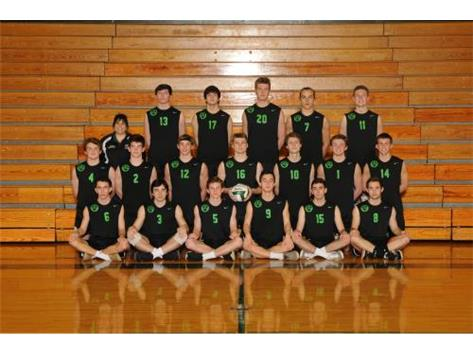 2016-2017 Boys Varsity Volleyball