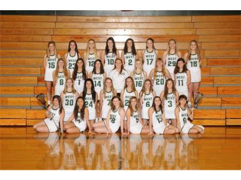 2016-2017 Girls Varsity Lacrosse