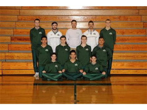 2016-2017  Boys Varsity Gymnastics