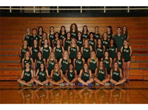 2017-2018 Girls Cross Country