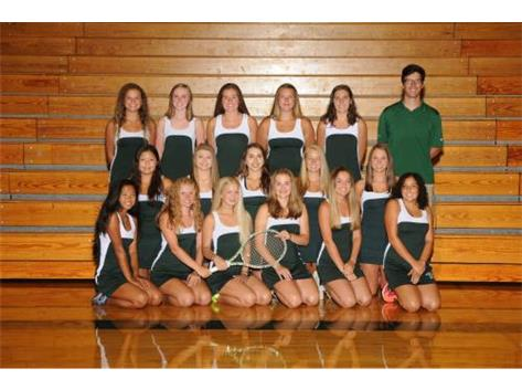 2017-2018 Varsity Girls Tennis