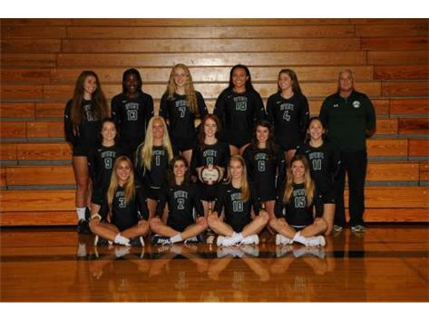 2017-2018 Varsity Girls Volleyball