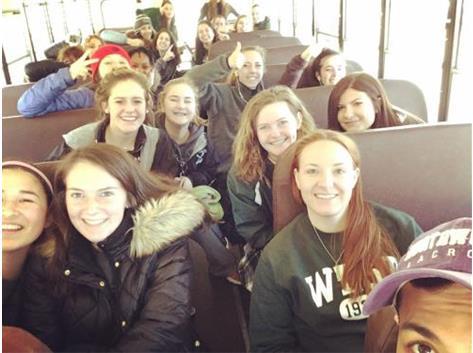 2017 bus ride