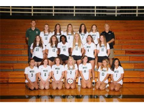 2018-2019 Varsity Volleyball