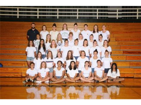 2018-2019 Varsity Girls Swim