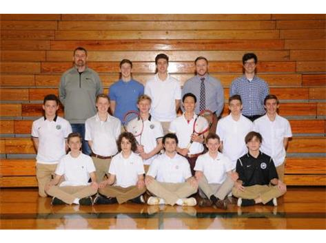 2018-2019 Varsity Boys Tennis