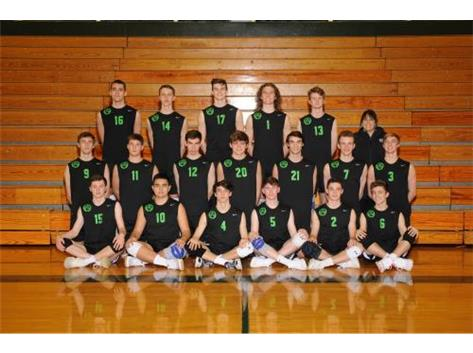 2018-2019 Varsity Boys Volleyball