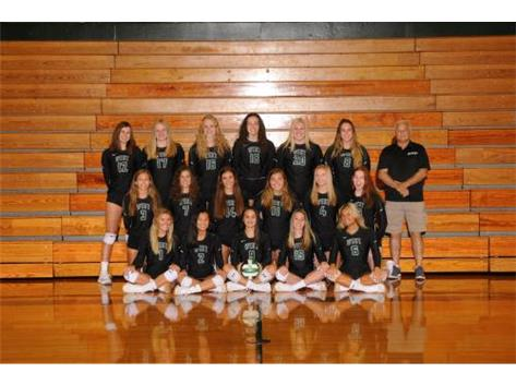 2019-2020 Girls Varsity Volleyball