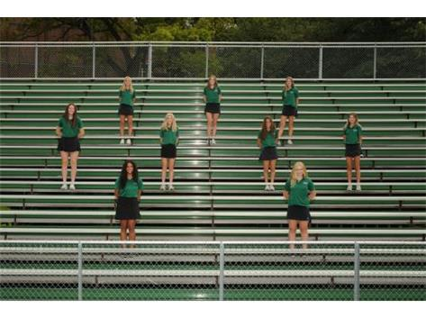 Team Photo - Socially-Distanced 2020 Style