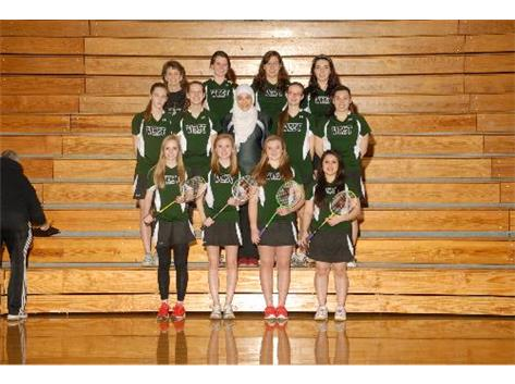 Girls Varsity Badminton