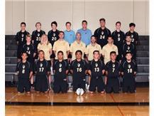2017-2018 JV Boys Soccer