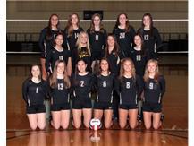 2017-2018 Sophomore Girls Volleyball