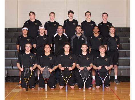 2016-2017 Varsity Boys Tennis