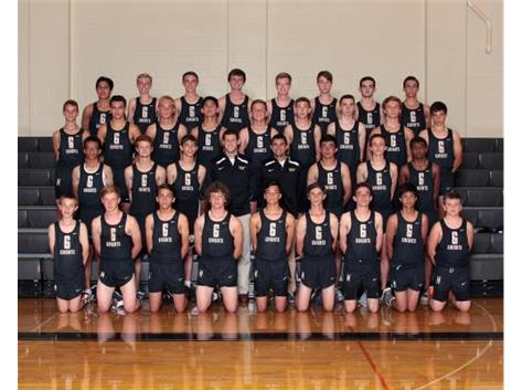 2017-2018 Boys Cross Country