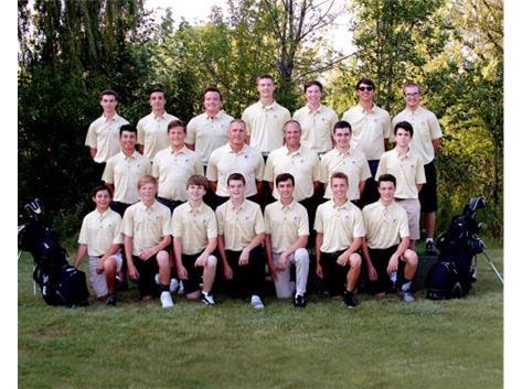 2017-2018 Boys Golf