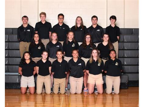 2017-2018 Fall Student Athletic Training