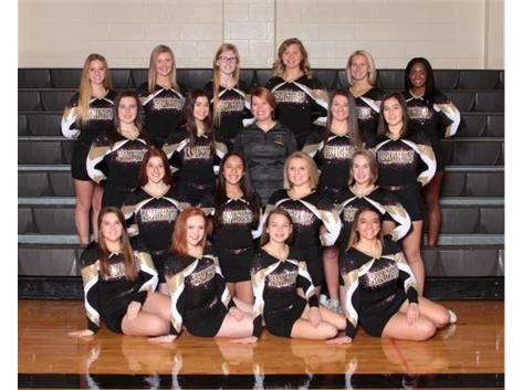 2107-2018 Varsity Winter Cheer