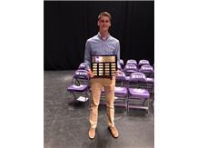 Drew Dalby Wins Dan Cavanaugh Booster Club Scholarship 2018