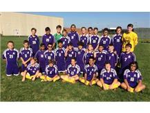 Boys FS Soccer GO GOLD 2018