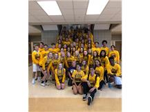 Lunch Students GO GOLD 2018