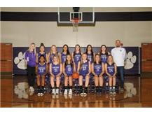 Girls JV Basketball 2018-2019