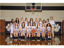 Girls Freshman Basketball 2018-2019