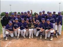 Varsity Baseball WINS 4A Sectional Title 6/1/19