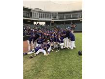 Varsity Baseball WINS 4A Super-Sectional Title