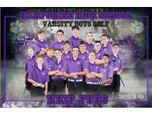 Varsity Boys Golf 2019-2020