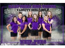 Varsity Girls Golf 2019-2020