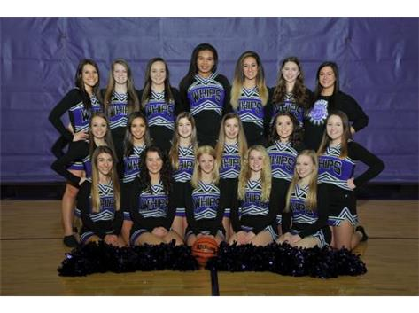 Winter Dance Team 2015-2016