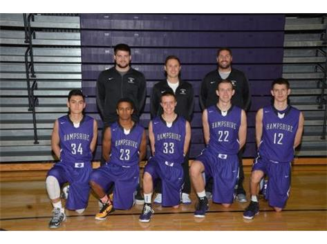 Boys Basketball Seniors 2015-2016