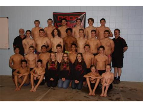 D300 Boys Swim Team 15-16