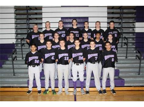 2016 Sophomore Baseball