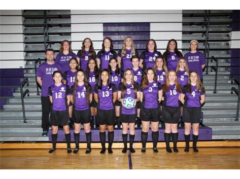 2016 Varsity Soccer