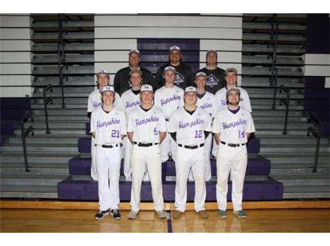 2016 Baseball Seniors