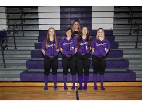 2016 Softball Seniors
