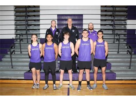 2016 Boys Track Seniors