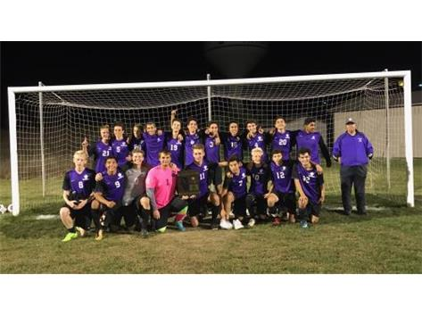 Hampshire Soccer Regional Champs 2017
