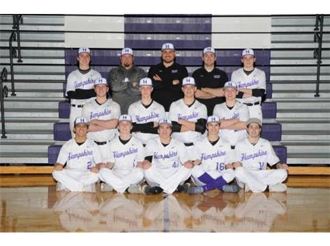 2018 Baseball Seniors