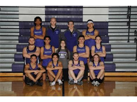 2018 Boys Track Seniors