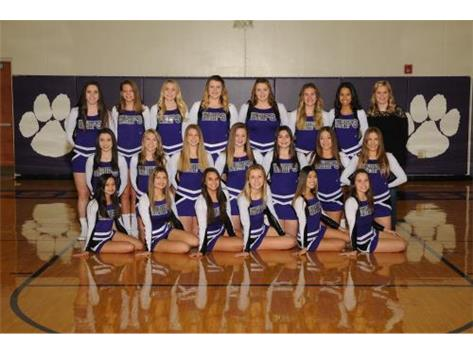 Varsity Competitive Cheer 2018-2019
