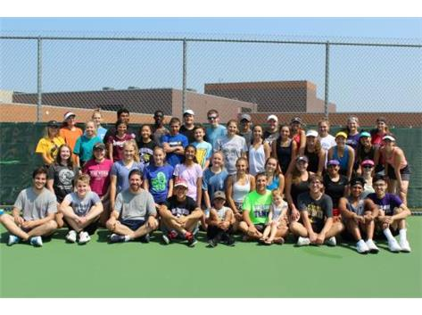 2019-20 Summer Tennis Camp