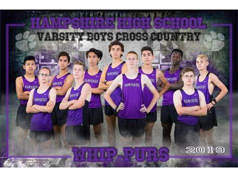 Varsity Boys Cross Country 2019-2020