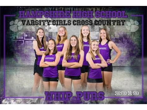 Varsity Girls Cross Country 2019-2020