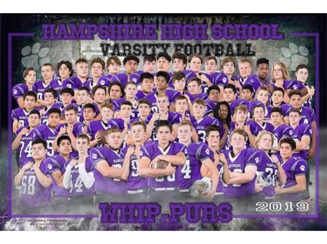 Varsity Football 2019-2020