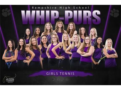 2020-21 Girls Varsity Banner