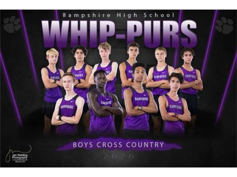 2020 Boys Varsity Team