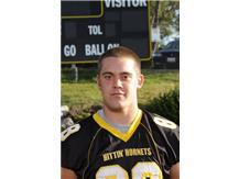 Tate Miller, Football, University of Wisconsin-LaCrosse